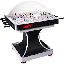 rod hockey table reviews espn premium dome hockey table walmart com
