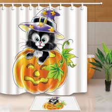 Halloween Flannel Fabric Compare Prices On Halloween Bathroom Sets Online Shopping Buy Low