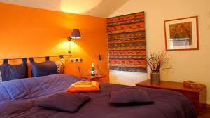 autumn bedroom decor best paint color burnt orange orange bedroom