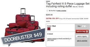 luggage deals black friday top 20 black friday deals at macy u0027s keurig under 100 5 sheet