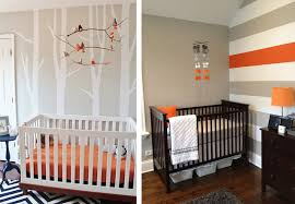 chambre bebe orange emejing chambre orange et gris bebe ideas design trends 2017
