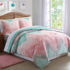 Pink Striped Comforter Buy Green Striped Comforter From Bed Bath U0026 Beyond