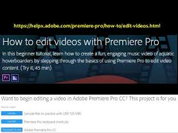 adobe premiere pro zip webinar video editing and production with adobe premiere pro 2016