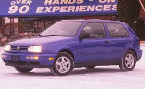 volkswagen fox 1990 volkswagen gti a history in pictures car and driver blog