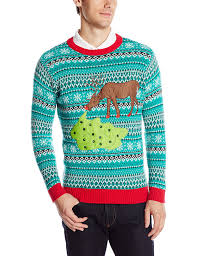 40 ugly christmas sweaters for men christmas celebrations