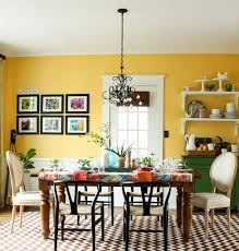 Yellow Dining Room Ideas 35 New Dining Room Ideas For Summer Kitchen Pinterest Room
