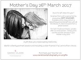 Mother S Day 2017 Mother U0027s Day Gift Voucher 2017