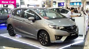 mobil honda terbaru 2015 first look review honda jazz 2016 minor change