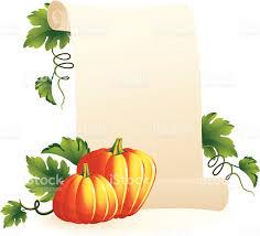 thanksgiving scroll stock vector 113729661 istock