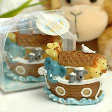baby shower candles noah s ark shaped candle baby shower baptism party favor