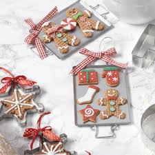 cookie sheet gingerbread set of 2 shelley b home and