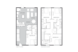 Crown Hall Floor Plan Woodlands 4 Bedroom Town Floorplanwoodlands Of Baton Rouge