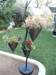 Garden Baskets Wall by Plant Stand Hanging Flower Pot Stand 5pcs Creative Flowerpotnt