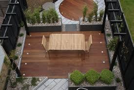 Small Courtyard Design by Smart Contemporary Townhouse Garden Design Cambridgeshire