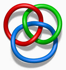 borromean ring file 3d borromean rings png wikimedia commons