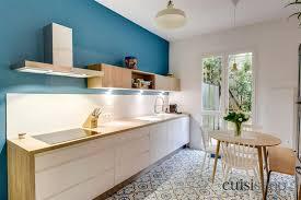 cuisine blanc et bois cuisine bois et blanc laqu top meuble cuisine bois blanc cuisine