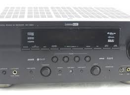 home theater power amplifier yamaha rx v863 7 1 channel 105w home theater natural sound audio