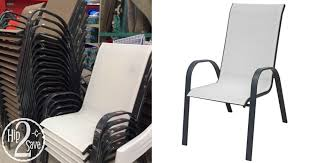 Stackable Patio Chairs Target Clearance Room Essentials Patio Chair Possibly Only 9 45