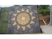 Circular Patio Kit by Circle Patio Garden Paving For Sale Gumtree