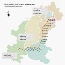 A Train Map Beijing Xian High Speed Train Schedule Duration Ticket Fare