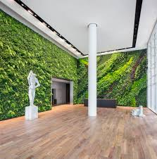 Indoor Garden Wall by Foundry Square Living Wall Vertical Garden Howard St San