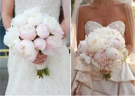 peony bouquet wedding trends peony bouquets part 1 the magazine