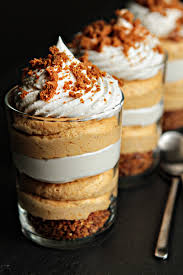 simple pumpkin cheesecake trifles i am so these