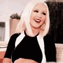 Christina Aguilera Meme - christina aguilera meme gifs tenor