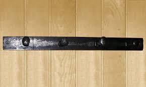 railroad spike cabinet pulls iron railroad spike coat rack 4 hook