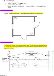 schema electrique chambre les sché électriques normalisés pdf
