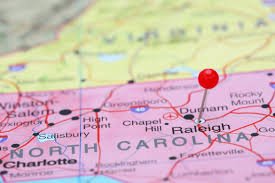 Raleigh Nc Map Raleigh N C Hires New Cio