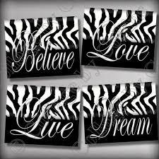 Art Decor Designs Top 25 Best Zebra Print Decorations Ideas On Pinterest Zebra