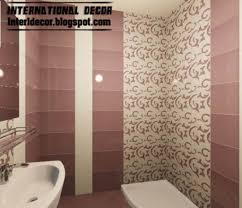 Interesting Bathroom Tiles Design India Vibrant Idea  Latest In - Bathroom tiles design india