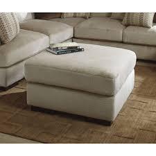 Ashley Furniture Arminio Oversized Accent Ottoman in Fleece