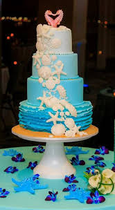 themed wedding cakes ombre themed wedding cake cakecentral