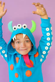 Sully Halloween Costume Toddler 25 Monster Costumes Ideas Monster Party