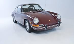 burgundy porsche 2017 1968 porsche 912 exotic and classic car dealership specializing