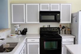 Kitchen Cabinets Redone by How To Update Laminate Kitchen Cabinets Voluptuo Us
