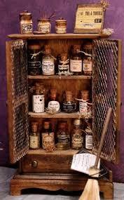 witch table ooak 1 12 miniature by soraya merino ebay mini