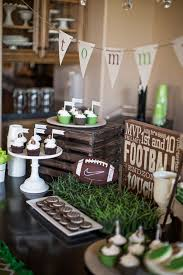 football themed baby shower best 25 football baby shower ideas on baby shower