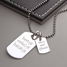 customized dog tag necklace engraved dog tag cross necklace ecuatwitt