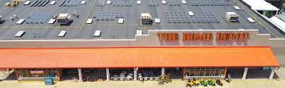 Roof Turbines Home Depot by The Home Depot Rooftop Solar Farms Home Depot Finds New Use For