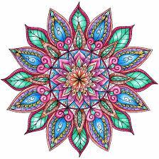 25 trending colorful mandala tattoo ideas on pinterest back of