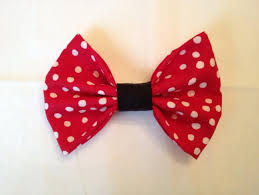 minnie mouse hair bow look what ive made projects other minnie mouse hair bow