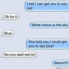 Funny Texting Jokes - should have seen it coming dumb jokes hilarious and texts
