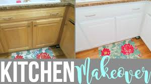 Kitchen Cabinet Degreaser How To Transform Your Kitchen For Under 100 Kitchen Cabinet