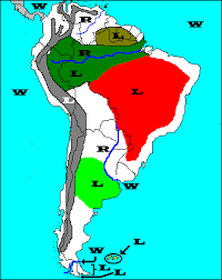 south america physical geography map quiz
