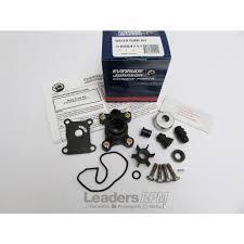 johnson evinrude omc new oem water pump u0026 impeller repair kit