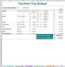 trip planner templates vacation trip planner vacation planner template