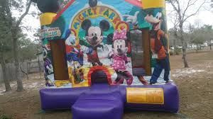 mickey mouse clubhouse bounce house mickey mouse clubhouse bounce house